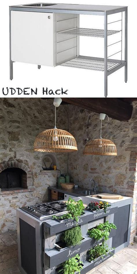 ikea outdoor kitchen 1297 best ikea hacks images on pinterest ikea hackers