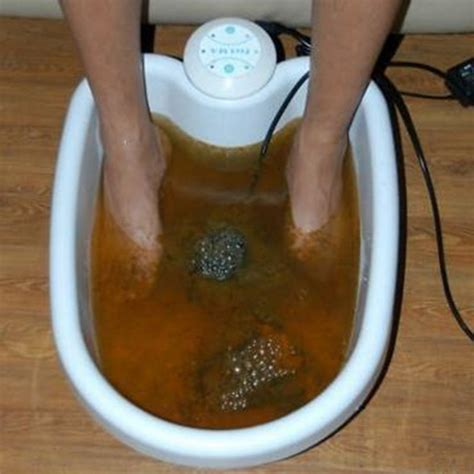 Detox Spas In New by Sale Detox Foot Spa With Basin Machine Ion Foot Spa