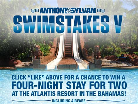 Atlantis Sweepstakes 2017 - win a trip to atlantis resort in the bahamas
