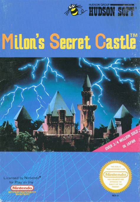 milons secret castle  game boy  mobygames