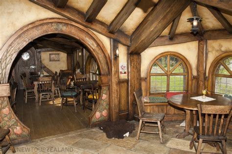 hobbit home interior for hobbits 002