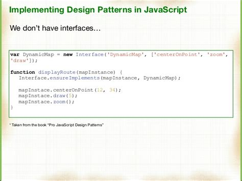 javascript oop pattern how angularjs embraced traditional design patterns