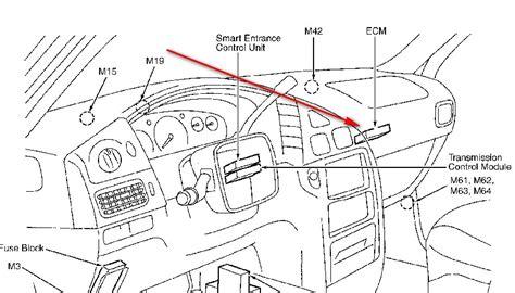2002 nissan pathfinder crank sensor wiring diagram 2002