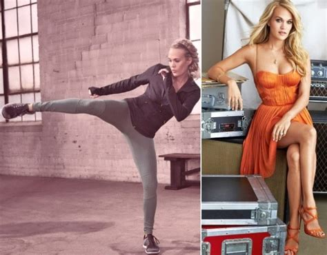 Carrie Underwoods Weight Loss by Vegan Carrie Underwood Rocks 30 Pound Weight Loss