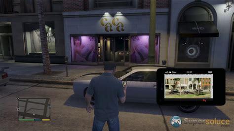 Gauntlet Rockford Soluce Grand Theft Auto V