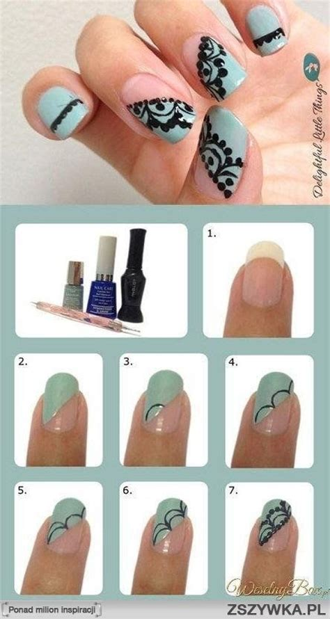 tutorial nail art kawaii 25 fun and easy nail art tutorials style motivation