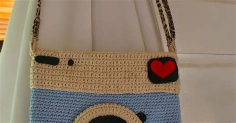 Slingbag Trico estante do croche bolsinhas instagram em crochet croche
