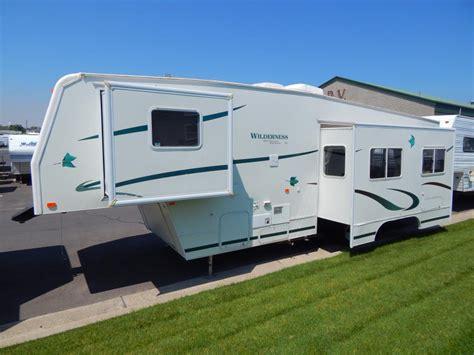 fleetwood wilderness travel trailer floor plans 100 fleetwood wilderness travel trailer floor plans