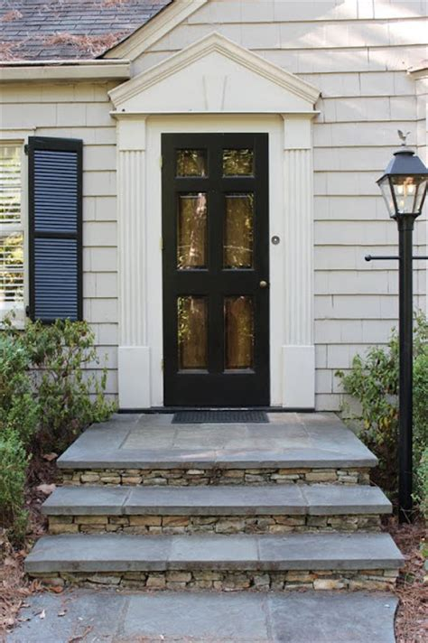 front stoop makeover calliespondence