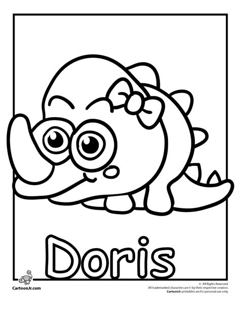 Pin Moshi Monsters Colouring Pages Moshlings Coloring Home Moshling Colouring Pages