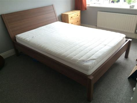 ikea nyvoll bed ikea nyvoll double bed for sale in carpenterstown dublin