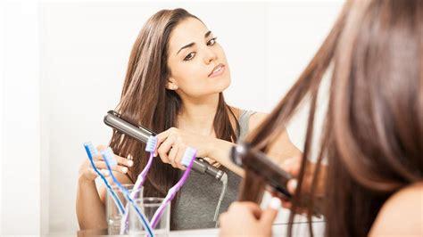 richdomyhair com how do i straighten my hair with a flat iron l or 233 al paris