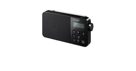 Sony Radio tragbares digitales dab radio xdr s40dbp sony de