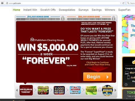 Www Pch Sweepstakes Com - sweepstakes lovers do you know about all the sweepstakes at pch com pch blog