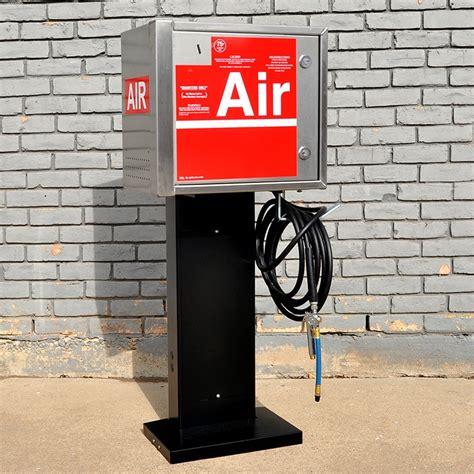 air machine with standard pedestal tpi