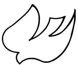 Holy Spirit Dove Outline by Holy Spirit Dove Pictures Clipart Best