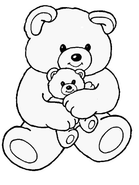 teddy bear coloring pages gt gt disney coloring pages