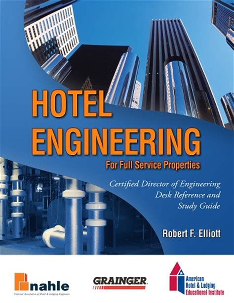 Profesional Hotel Engineering Cover Nahle 500