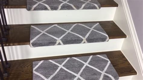 decor enticing bullnose carpet stair treads   stairs griffinmeaderycom