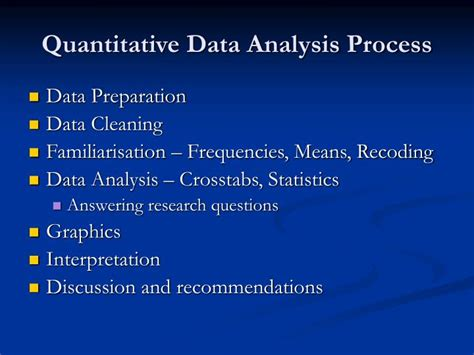 presentation analysis and interpretation of data in research paper ppt quantitative data analysis powerpoint presentation