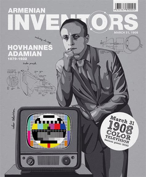 color tv inventor hovhannes adamian is known as the inventor of color