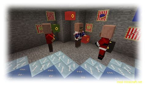 christmas festivities mod 1 7 10 1 6 4 minecraft mods