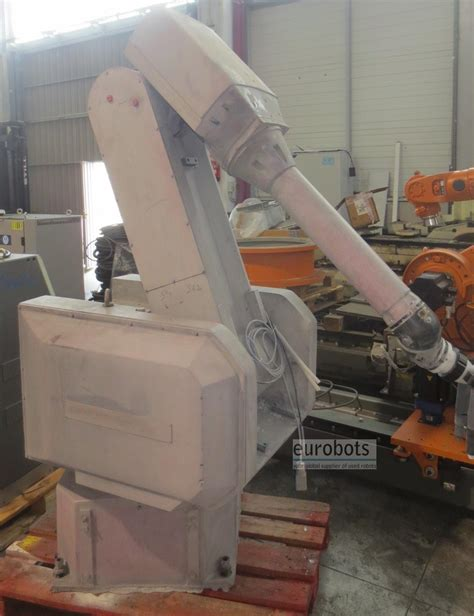 Kuka Roboter Lackieren by Roboter Verwendet P 155 Farbe Eurobots