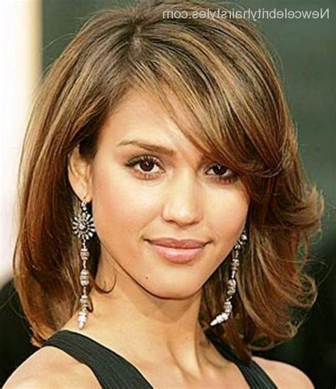 25 Best Ideas About Neck Length Hairstyles On Pinterest | 15 inspirations of neck long hairstyles