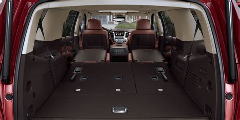 Home Interior Design Usa by 2017 Chevrolet Tahoe Features Mustcars Com