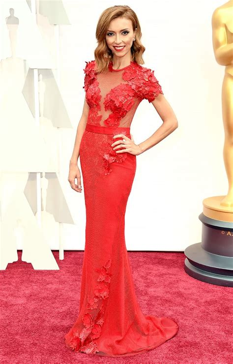 does jiuliana rancic wear wigs giuliana rancic 2015 oscars red carpet 24 7 what stars