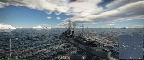 mapping naval warfare a 1472827864 fleet a new stage in naval battle testing in war thunder