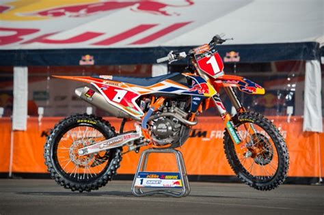 Factory Ktm Factory Ktm The Machines Transworld Motocross
