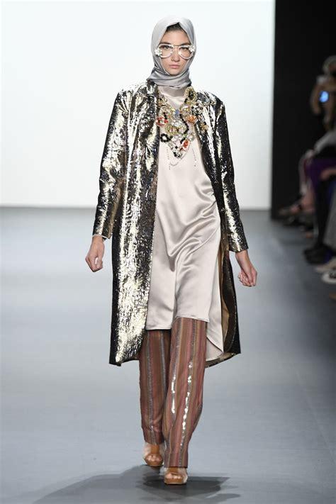 design fashion new york how this muslim designer made history at new york fashion