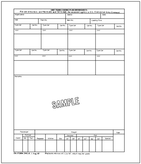 In0772 Lesson 1 Army Plan Template