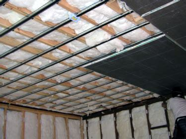 Soundproof Ceiling by Isoceiling