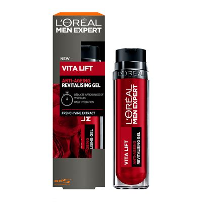 buy l or 233 al expert vitalift 5 daily moisturiser complete anti ageing 50 ml incl shipping l or 233 al expert vita lift anti wrinkle gel moisturiser 50ml feelunique