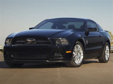 2014 ford mustang pony package 2010 2014 ford mustang a bold statement the motoring