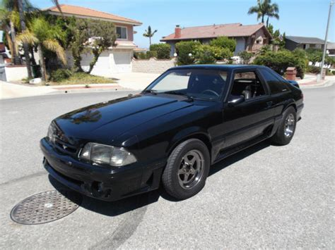 automobile air conditioning repair 1991 ford mustang instrument cluster 91 1991 mustang 5 0 03 04 cobra terminator motor 6 speed swap foxbody drag race for sale in la