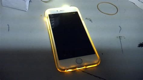 Iphone Light Up by Iphone Lighting Up Iphone Ipod Forums At