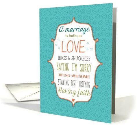 Wedding Congratulation Words by Words To Live By Wedding Congratulations Card