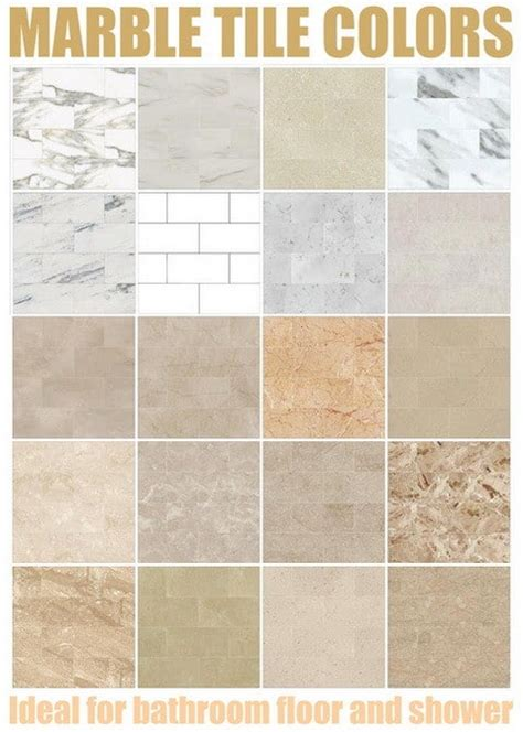 Bathroom Floor And Shower Tile Ideas by 25 Marble Bathroom Design Ideas For Remodel