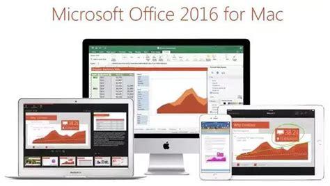 Microsoft Office Untuk Mac Microsoft Resmi Rilis Office 2016 Untuk Mac