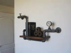 plumber pipe shelves stout mini single with valve and pressure pipe shelf