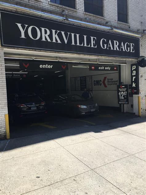 garage york yorkville garage parking in new york parkme