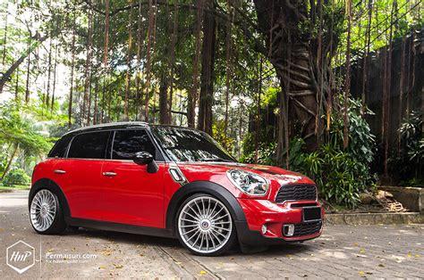Mini 4 Indonesia mini countryman jumps on alpina wheels in indonesia autoevolution