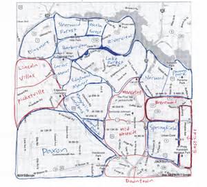 map of jacksonville florida neighborhoods investor maps locklear real estate partners real estate