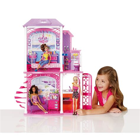 barbie luxe huis barbie droomhuis de luxe