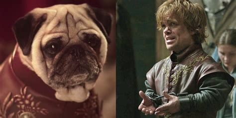 pug of thrones how of thrones characters would look if they were pugs business insider