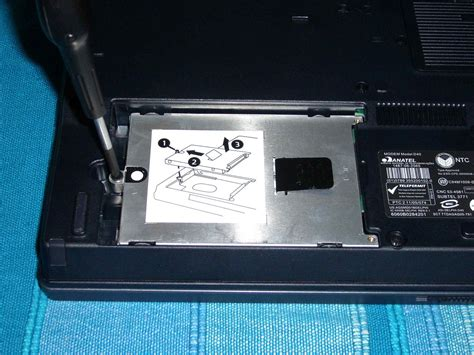 Hardisk Laptop Notebook sostituire l disk di un pc portatile bricolageonline net
