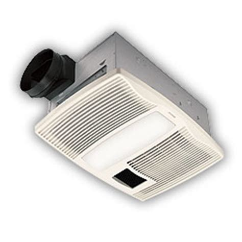 quiet bathroom exhaust fan with heater broan qtx110hl ultra silent bath ventilation fan and